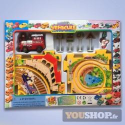CIRCUIT PUZZLE TRAIN DE...