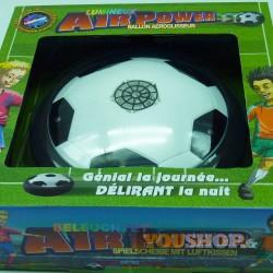 air power ballon aéroglisseur